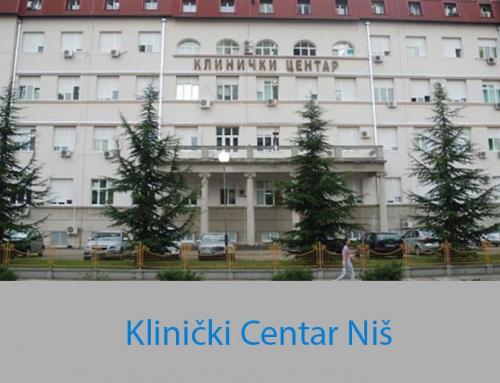 KC Niš – odeljenje radioterapije
